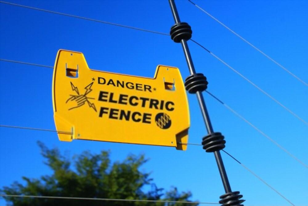 Cerco Electrico Residencial